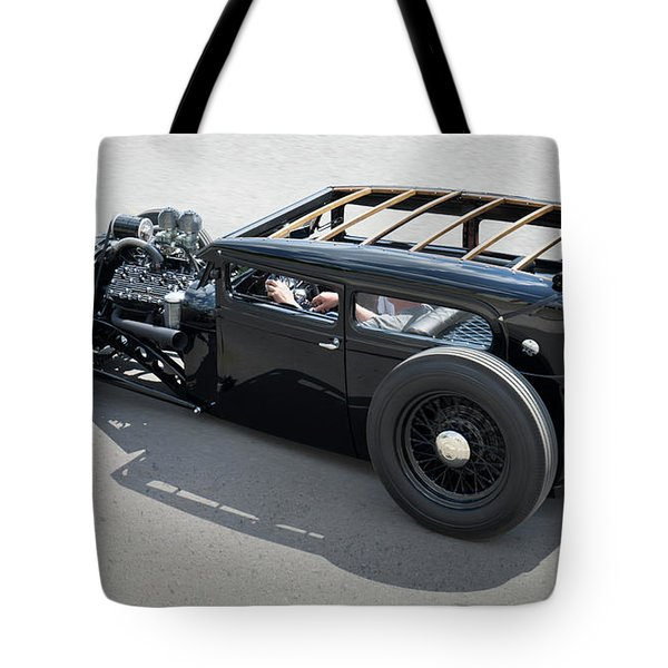 1929 Ford Low Street Rod Tote Bag