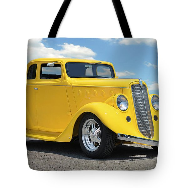 1935 Willys Coupe Tote Bag