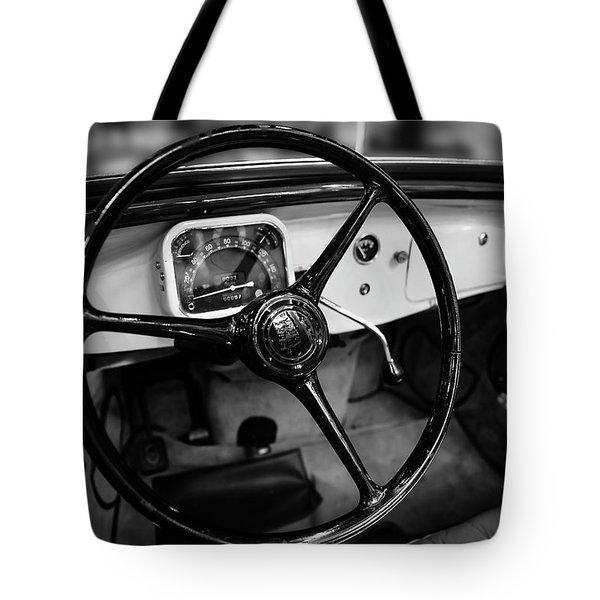 1936 Citroen Roadster Tote Bag
