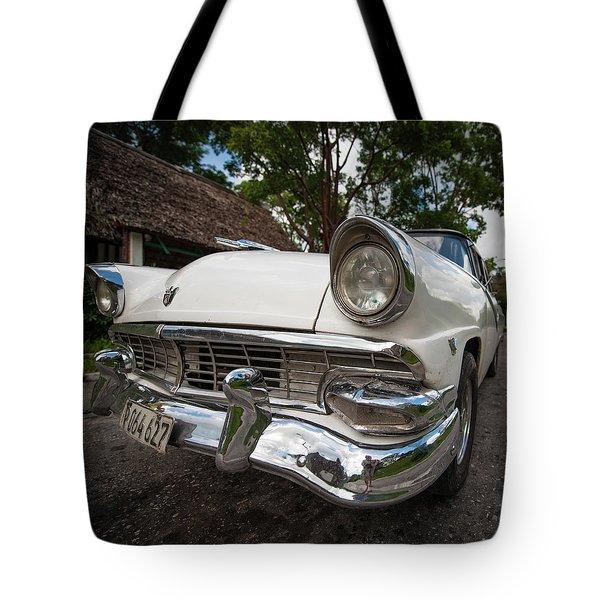 1953 Cuba Classic Tote Bag