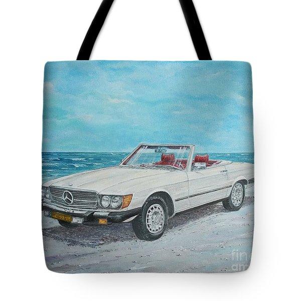 1979 Mercedes 450 Sl Tote Bag