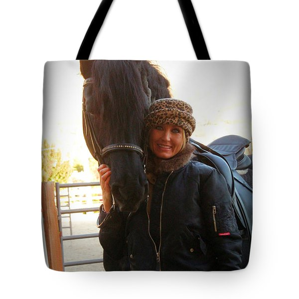 A Match Made In Heaven Tote Bag