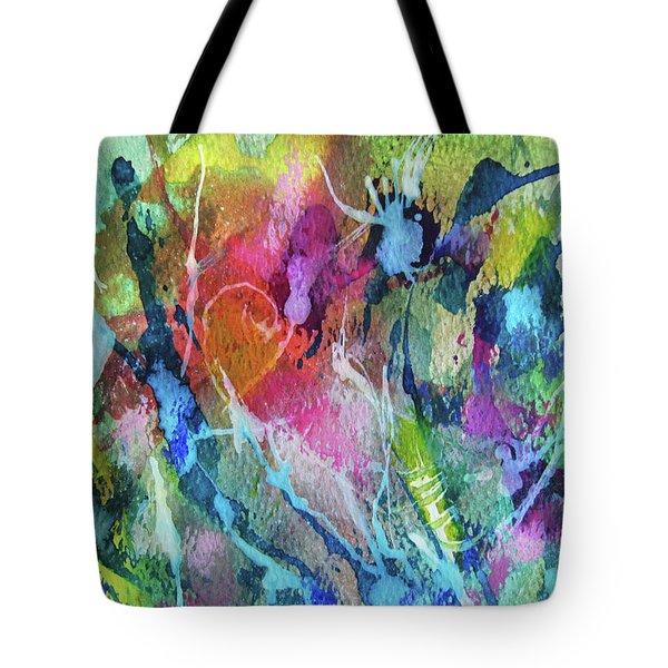 Abstract 224 Tote Bag