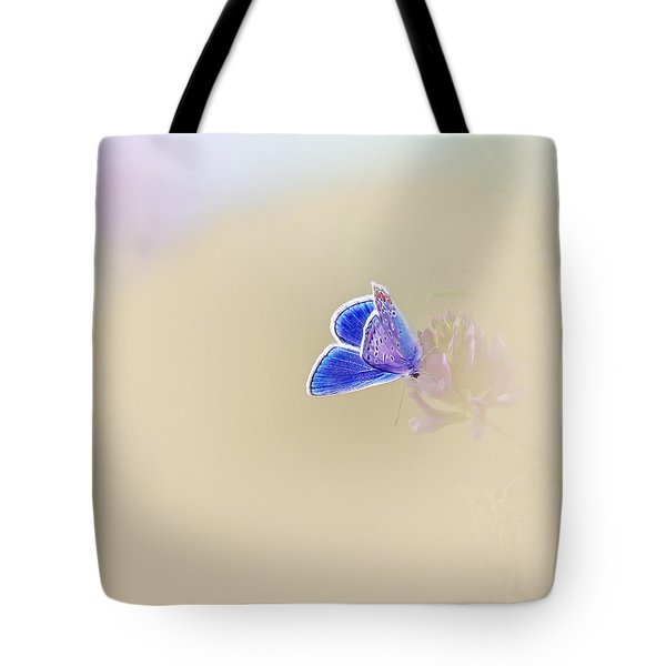 Around The Meadow 2 Tote Bag