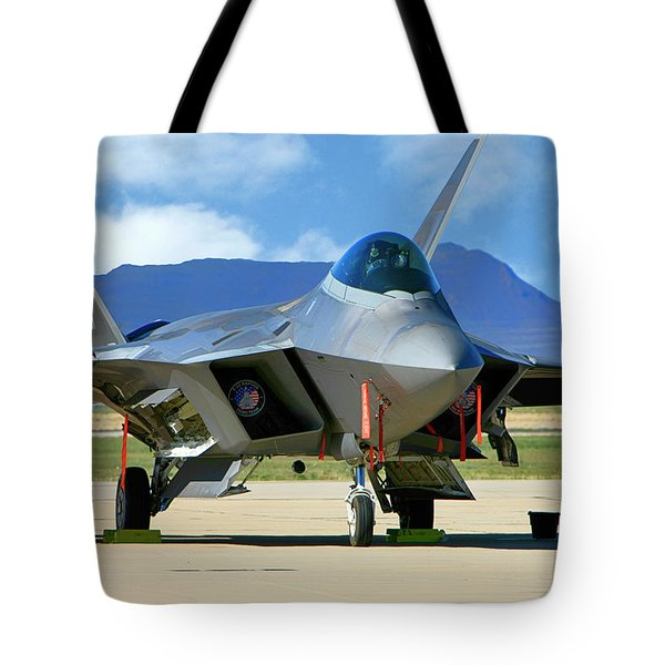 F22 Rapter Tote Bag