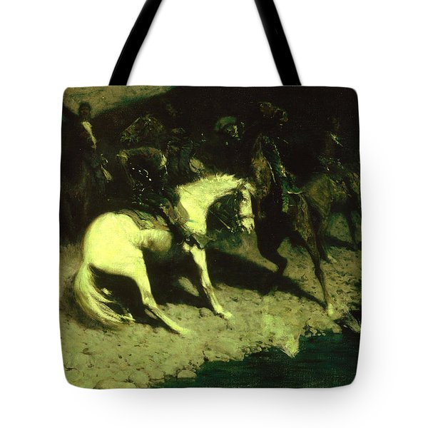 Fired On Tote Bag