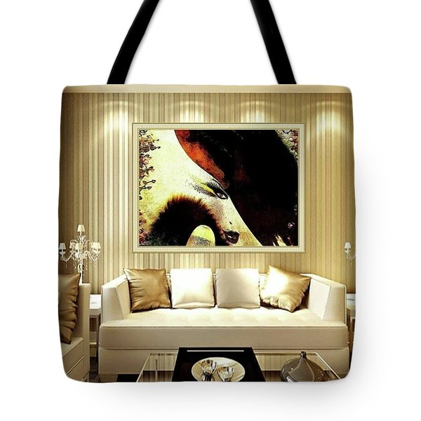 Lady Feast Nature Tote Bag