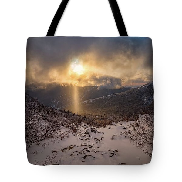 Let There Be Light Tote Bag