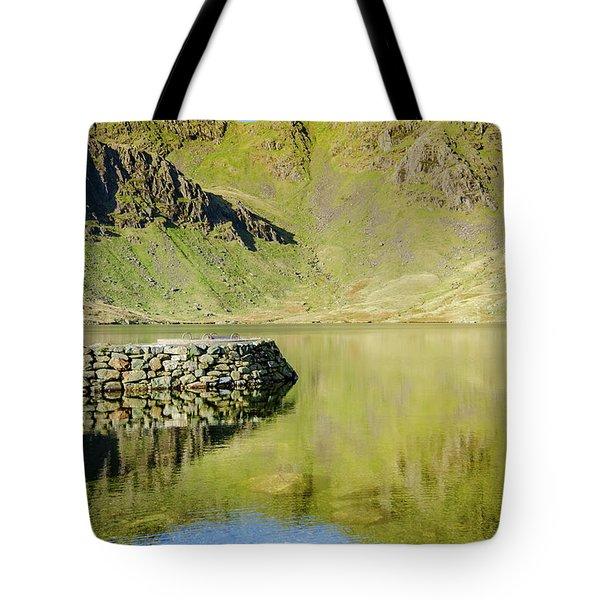 Levers Water Tote Bag