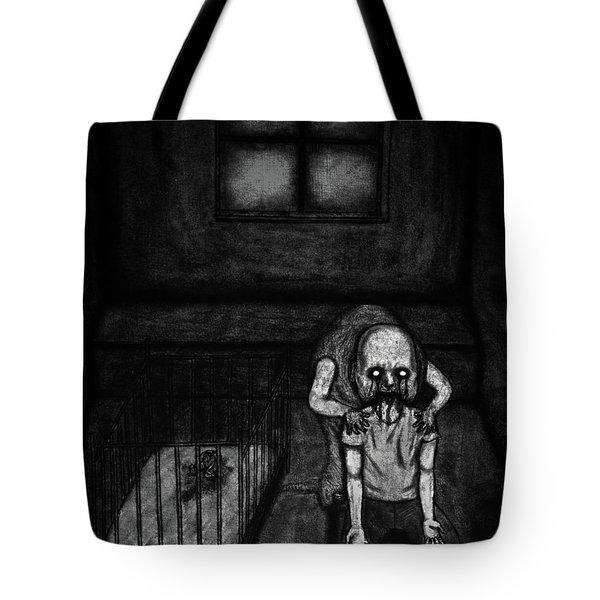 Nightmare Chewer - Artwork Tote Bag