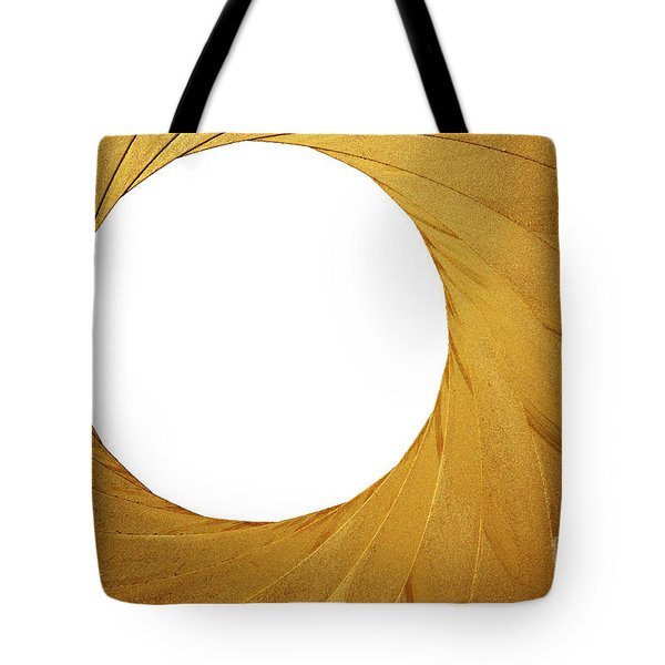 Old Aperture - Exposure Diaphragm Tote Bag