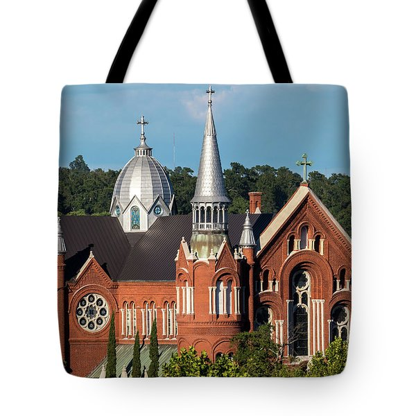 Sacred Heart Cultural Center - Augusta Ga Tote Bag