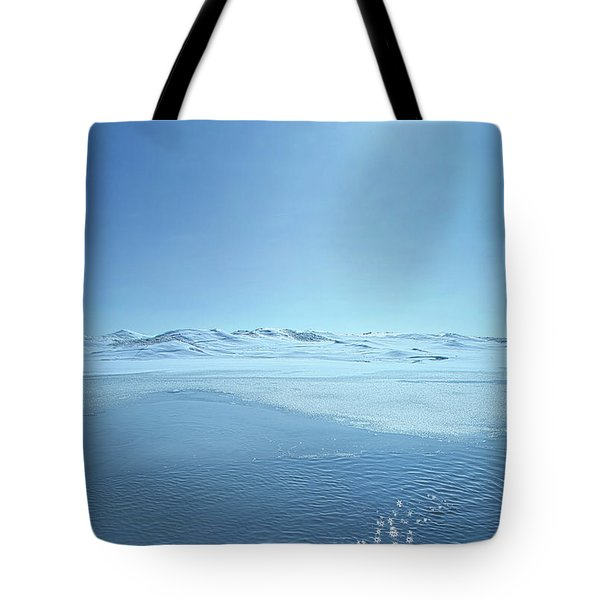 Tote Bag featuring the photograph Stillness by Phil Koch
