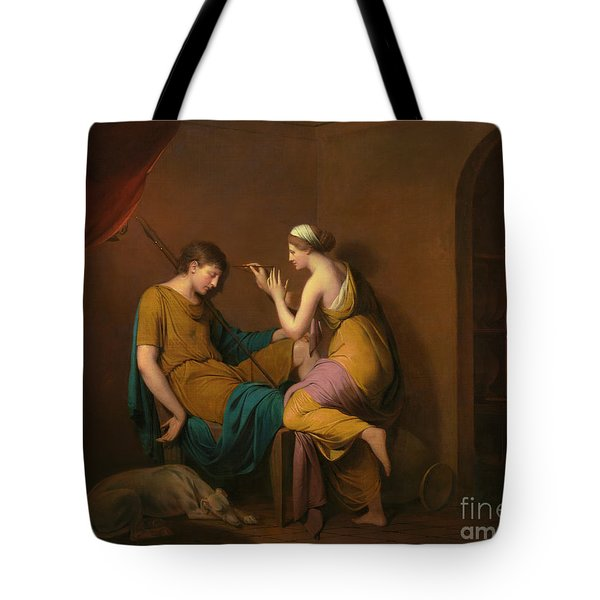 The Corinthian Maid Tote Bag