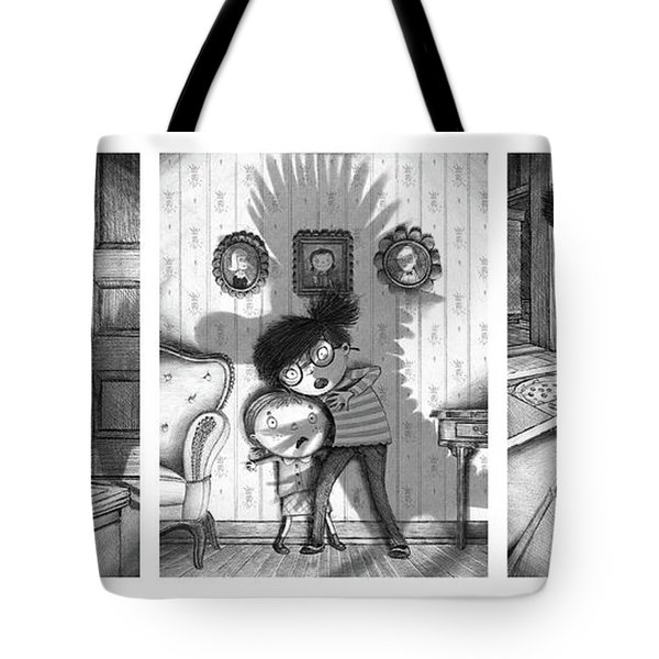 The Snarkle Beast Tote Bag
