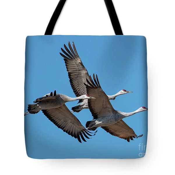 Tight Formation Tote Bag