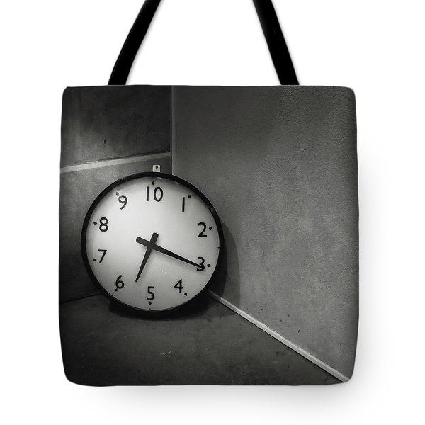 Tote Bag featuring the photograph 20 Hours Day by Juan Contreras