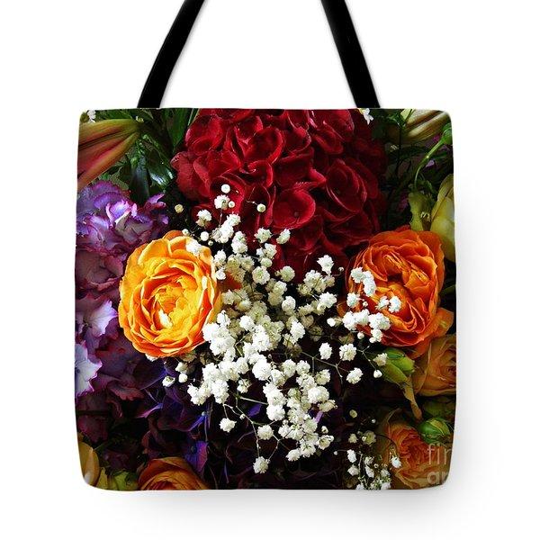 2019 Holy Week Flowers 3       Tote Bag