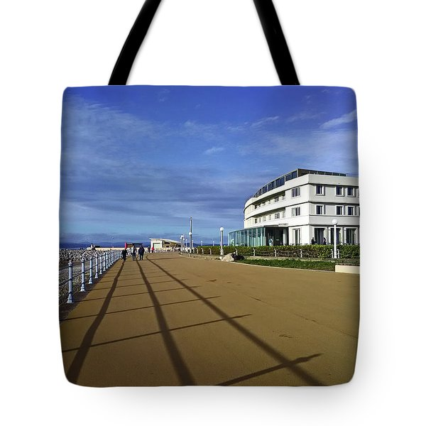 22/09/18  Morecambe. The Midland Hotel. Tote Bag