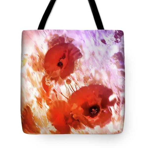 Amapolas Tote Bag