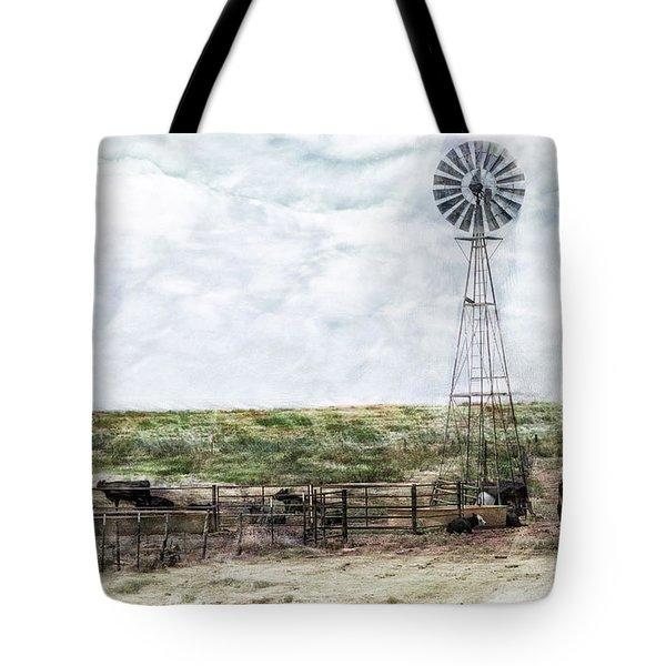 Classic Cattle II Tote Bag