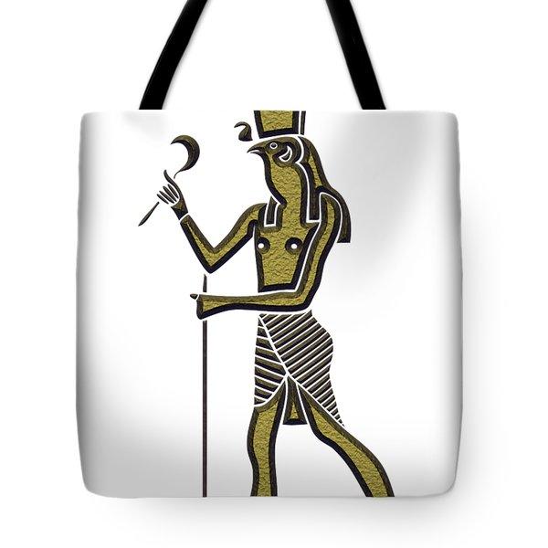 Horus - God Of Ancient Egypt Tote Bag