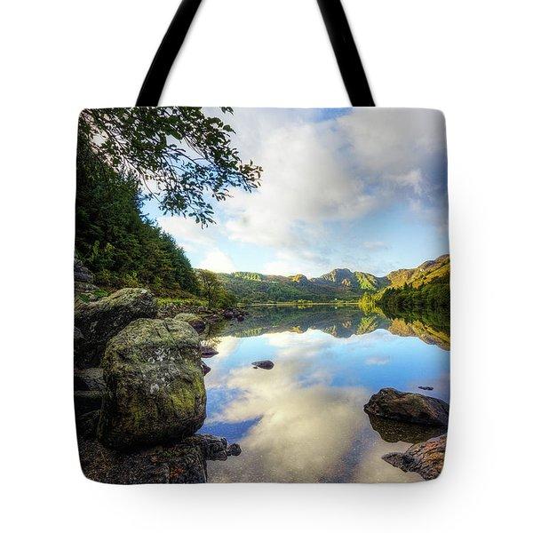 Llyn Crafnant Tote Bag