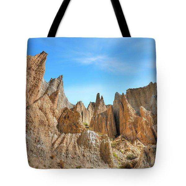 Omarama - New Zealand Tote Bag