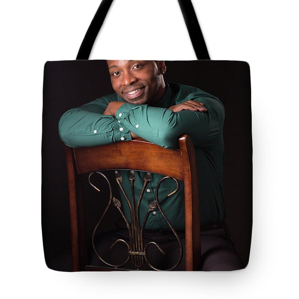 Portraits Tote Bag