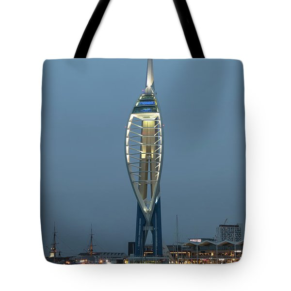 Portsmouth - England Tote Bag