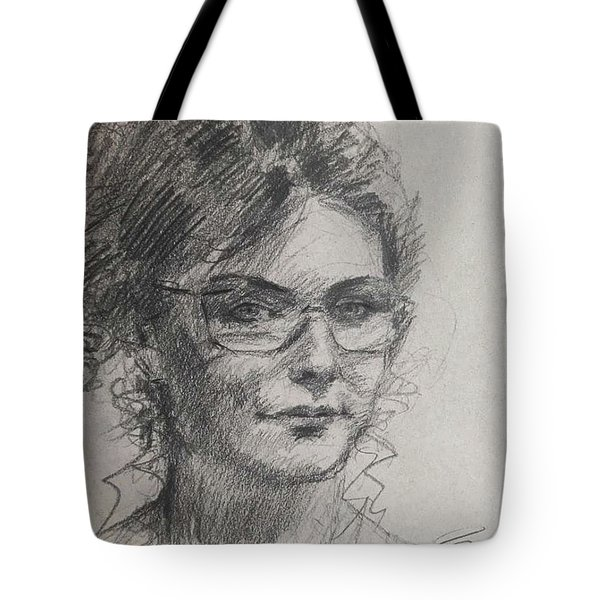 Sketch  Tote Bag