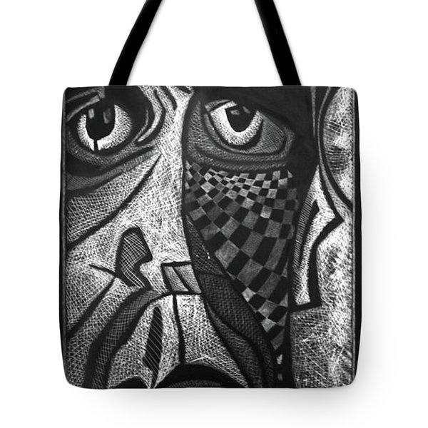 Weary. Tote Bag