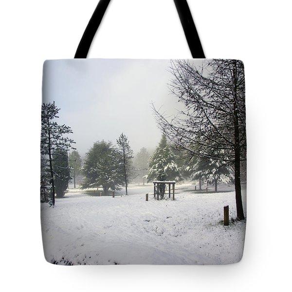 30/01/19  Rivington. Memorial Arboretum. Tote Bag