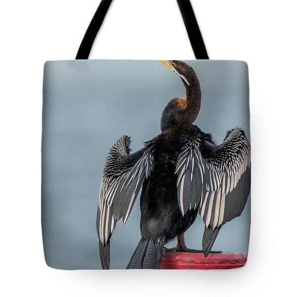 Australasian Darter Tote Bag
