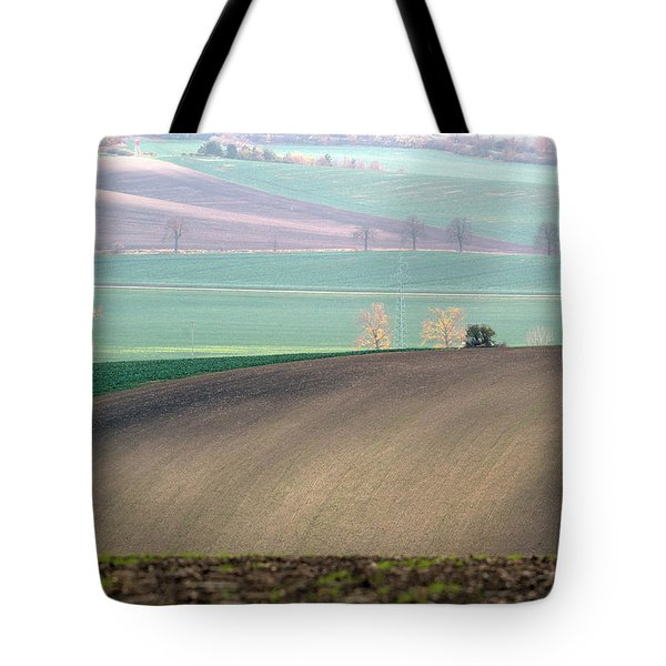 Autumn In South Moravia 5 Tote Bag