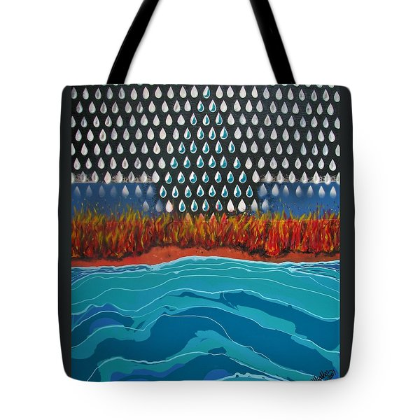 40 Years Reconciliation Tote Bag