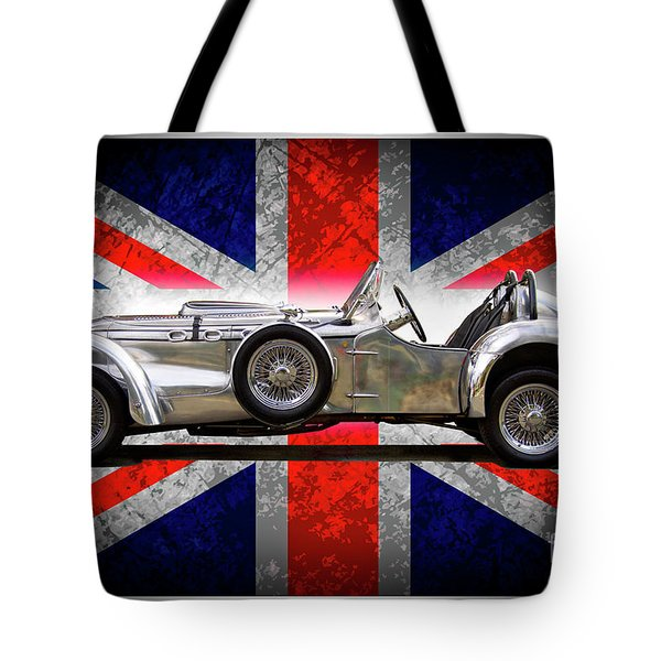 1950 Allard J2 X Roadster Tote Bag