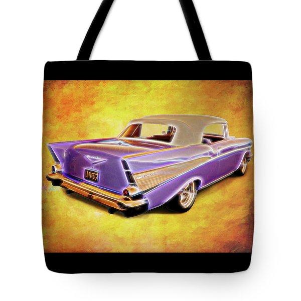 57 Droptop Tote Bag