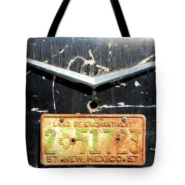 New Mexico '57 Tote Bag