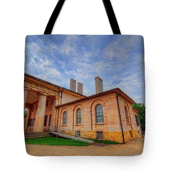 Arlington House Tote Bag