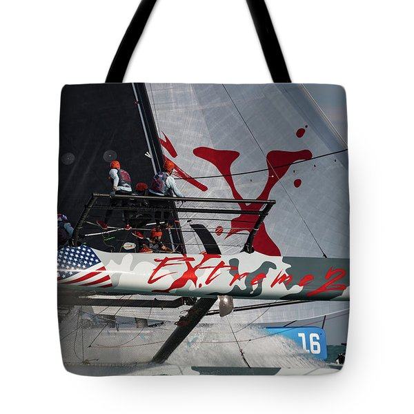 Extreme 2 Tote Bag