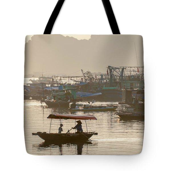 Ha Long Bay Tote Bag