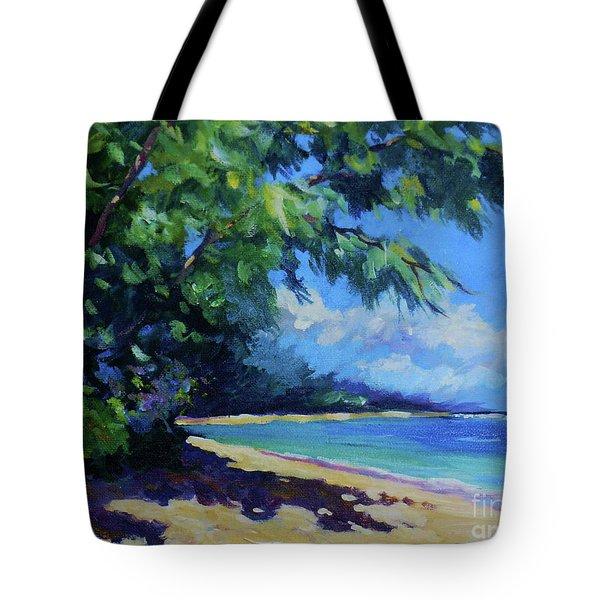7-mile Beach Tote Bag