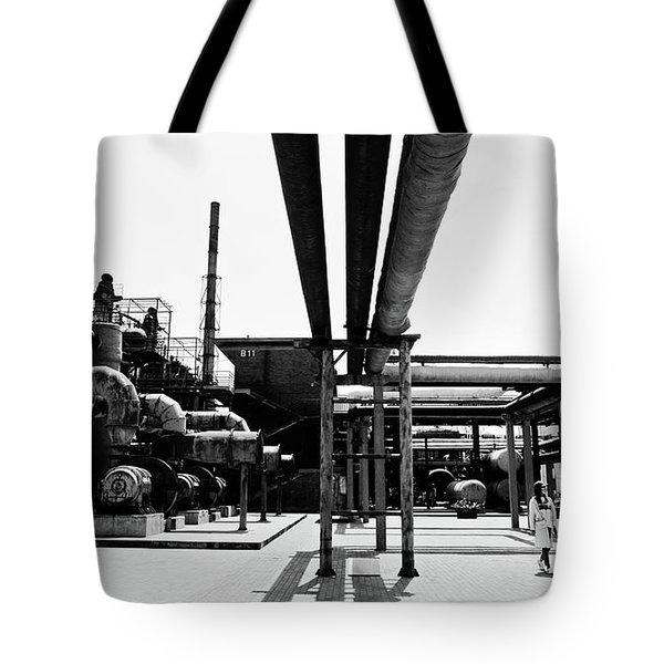 798 Art Zone Tote Bag