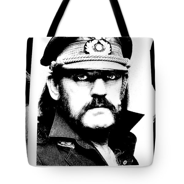 299ed56f8a436 Lemmy Kilmister Tote Bags