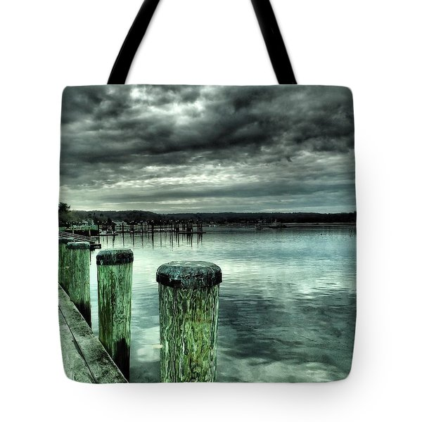 Northport Dock Tote Bag