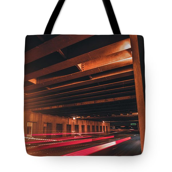 800 Milliseconds Tote Bag