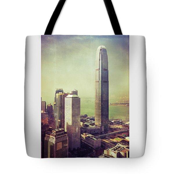 88 Floors Tote Bag
