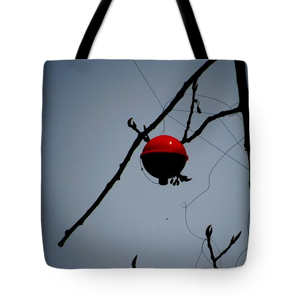 A Bad Day Fishing Tote Bag