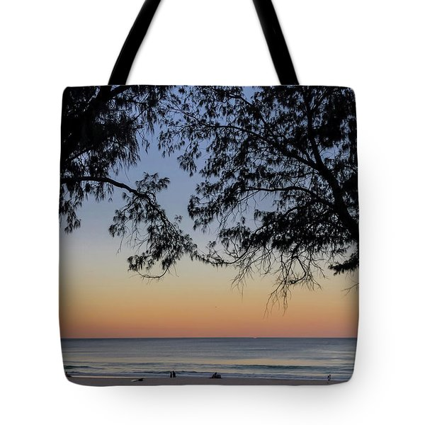 A Beautiful Place To Be Tote Bag